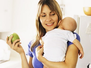 Что кушать в первые дни после родов