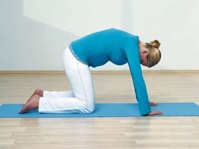 Упражнения для спины при беременности
