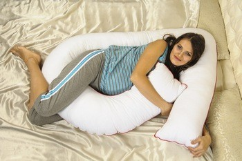 Подушка для кормления с комфорелью Farla Care U100