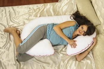 Длинная подушка на всё тело с комфорелью Farla Care I190