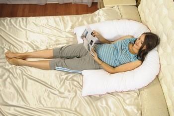 Подушка для беременных с комфорелью Farla Care J