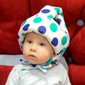 Шлем для защиты головы малыша Mild Горошинки