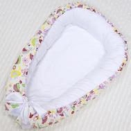 Подушка-Кокон для младенца Farla Nest Птенчики, фото 1