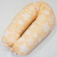 Подушка для кормления Farla V195 Звезды с комфорелью, фото 1