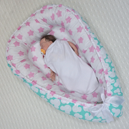 Кокон-Гнездышко для малыша Farla Nest Нежность, фото 1