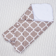Конверт-одеяло Farla Dream Коричневый узор, фото 1
