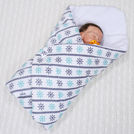 Конверт-одеяло Farla Dream Штурвалы, фото 1