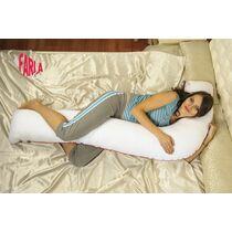 Подушка для беременных с шариками Farla Care L