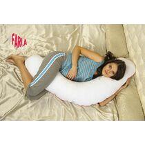Подушка для беременных с комфорелью Farla Care V108