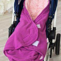Конверт с мехом Farla Softis для детей от 0 до 24 месяцев