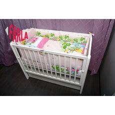 Комплект постельного белья для новорожденного Farla Dino