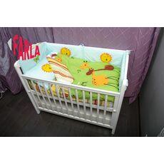 Комплект постельного белья для новорожденного Farla Giraffe 6 предметов
