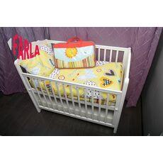 Комплект постельного белья для новорожденного Farla Heart