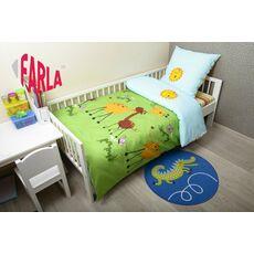 Детский комплект постельного белья Farla Giraffe