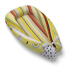 Кокон-Гнездышко для новорожденного Farla Nest Heart