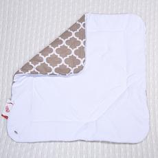 Конверт-одеяло для новорожденного Farla Dream Коричневый узор