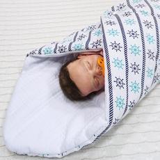 Конверт-одеяло для новорожденного Farla Dream Штурвалы