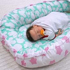 Кокон-Гнездышко для малыша Farla Nest Нежность