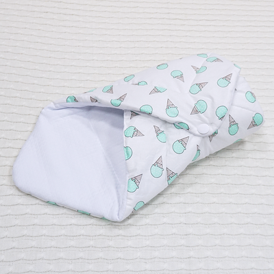 Конверт-одеяло Farla Dream Мятное мороженое, фото 2