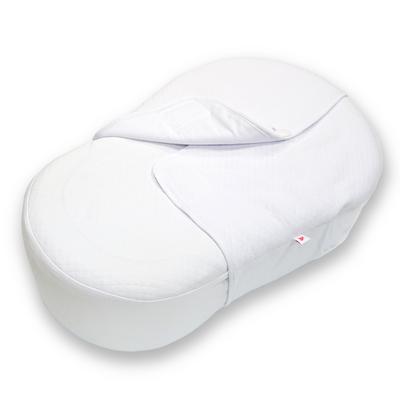 Одеяло для кокона-люльки Baby Shell (белое), фото 2