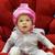 Шлем для защиты головы малыша Mild Пион, фото 1