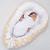 Кокон-Гнездо для младенца Farla Nest Звездный, фото 1