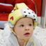 Шлем для защиты головы малыша Mild Сердечки