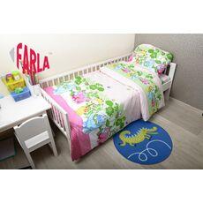 Детский комплект постельного белья Farla Dino