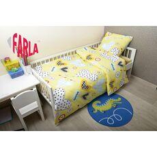 Детский комплект постельного белья Farla Heart